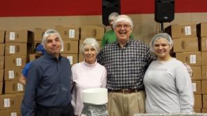 Asheville Rotarians Against Hunger